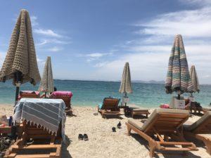 Akanthus Beach, Miia Nikunen